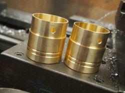 画像3: 2インチパイプ用真鍮マフラーエンド